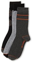 Ben Sherman 3-Pack Assorted Pattern Socks