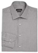 Saks Fifth Avenue COLLECTION Printed Button-Down Dress Shirt