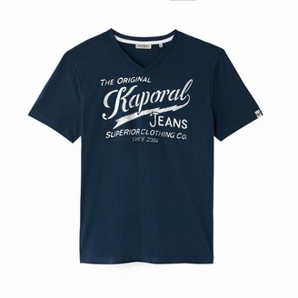 Kaporal Bruce Short-Sleeved V-Neck T-Shirt