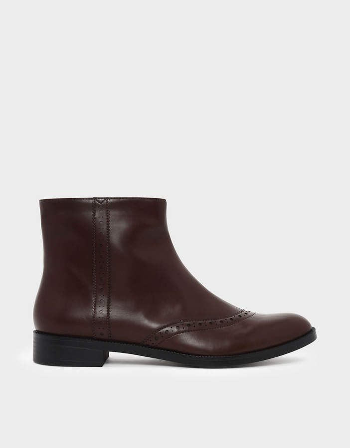 a06dcbc1c8 Brown Brogue Boots - ShopStyle UK