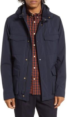 Scotch & Soda Hooded Field Jacket