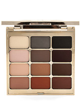 Stila Eyes Are The Window Shadow Palette in Brown.