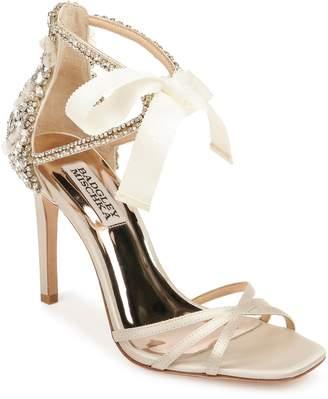 Badgley Mischka Collection Joanie Embellished Sandal
