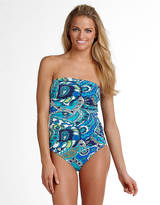 Tommy Bahama LAST STOP! Paisley One-Piece Swimsuit