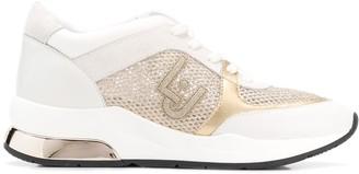 Liu Jo mesh panel sneakers