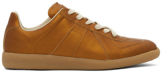 Maison Margiela Bronze Replica Sneakers