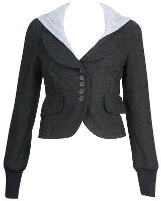 Forever 21 Wool Blend Jacket