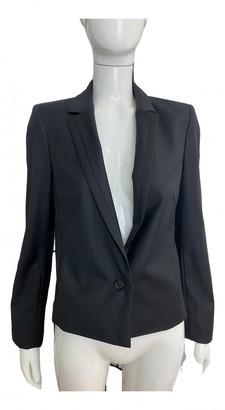 Anne Valerie Hash Black Wool Jackets