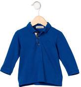 Burberry Boys' Long Sleeve Polo Shirt