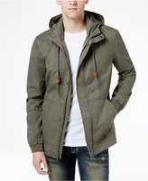 American Rag Men's Hooded Cotton Field Jacket, Only at Macy's