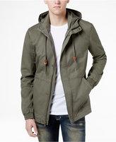 American Rag Men's Hooded Field Jacket, Only at Macy's