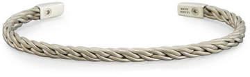 David Yurman Men's 4mm Titanium Chain Cuff Bracelet