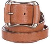 Tod's Leather Waist Belt