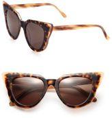 Illesteva Emmanuelle Cat's-Eye Sunglasses