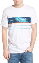 Billabong Men's Lo Tide Spinner Graphic T-Shirt