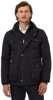 J By Jasper Conran Big And Tall Navy Four Pocket Jacket