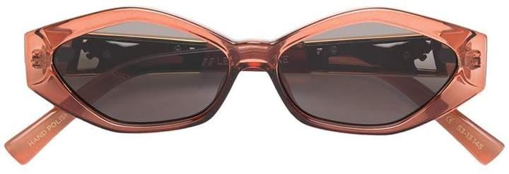 Le Specs retro round sunglasses