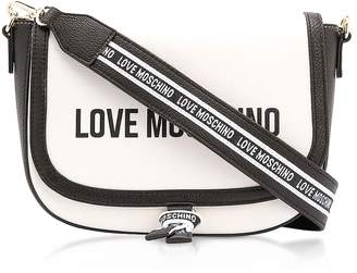Love Moschino Synthetic Leather Crossbody Bag
