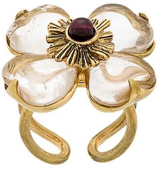 Goossens Trefle ring