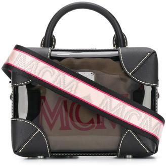 MCM Mini Lunch-Box Shoulder Bag