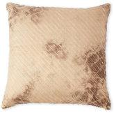 cloud 9 Velvet and Gold Pillow