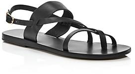 Ancient Greek Sandals Ancient Green Sandals Women's Alethea Slingback Sandals