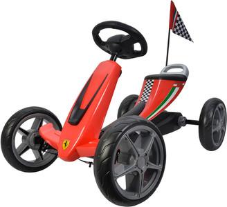 Best Ride on Cars Ferrari Pedal Go Kart