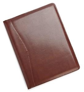 Royce New York Leather Writing Portfolio & Organizer