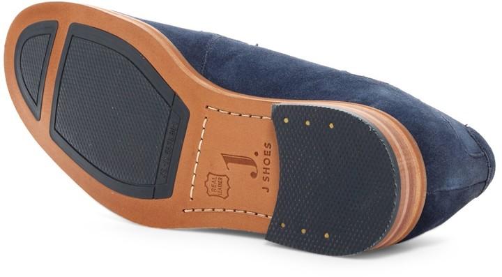 J Shoes Indi Buck Derby