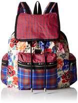 Le Sport Sac Essential 3 Zip Voyager Backpack
