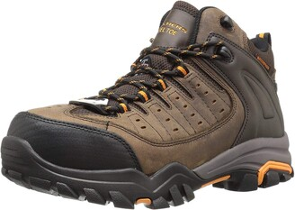 Skechers for Work Men's Delleker Lakehead Work Boot