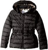 Burberry Kids - Janie Puffer Jacket Girl's Coat