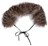 Elizabeth and James Fox Fur Collar w/ Tags