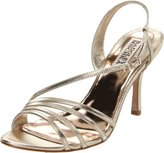 Badgley Mischka Women's Guinevere Slingback Sandal
