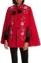 Kate Spade Women's Mari Wool Blend Cape