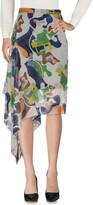 MSGM Knee length skirts - Item 35329096