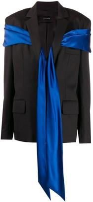 Simone Rocha Wraparound Blazer Jacket
