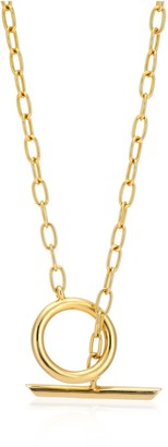 Larsson & Jennings Gold Asta Necklace