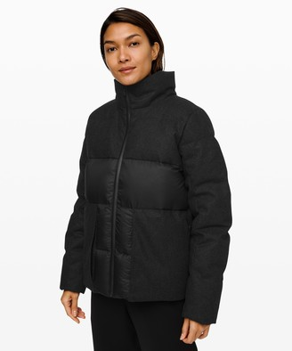 Lululemon Winter Chill Wool Jacket