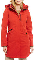 Pendleton Hooded Zip Front Coat