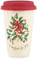 "Lenox HolidayTM ""Comfort and Joy"" Travel Mug"