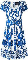 Samantha Sung 'Ivette' dress - women - Cotton/Spandex/Elastane - 6