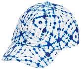 Seafolly Tie Dye Logo Canvas Cap
