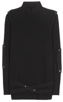 Tom Ford Embellished cashmere turtleneck sweater