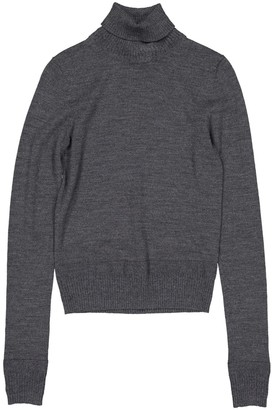 Acne Studios Grey Wool Knitwear