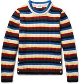Thom Browne - Striped Wool Sweater