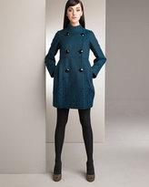Nanette Lepore Brocade Jacket