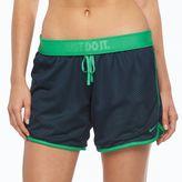 Nike Women's Drill Dri-FIT Mesh Workout Shorts