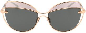 Pomellato Eyewear Two-Tone Cat Eye Sunglasses