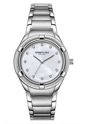 Kenneth Cole KC50981002 Classic Ladies Stainless Steel